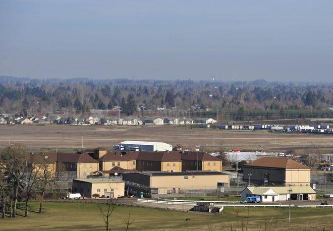 The Santiam Correctional Institution in Salem.