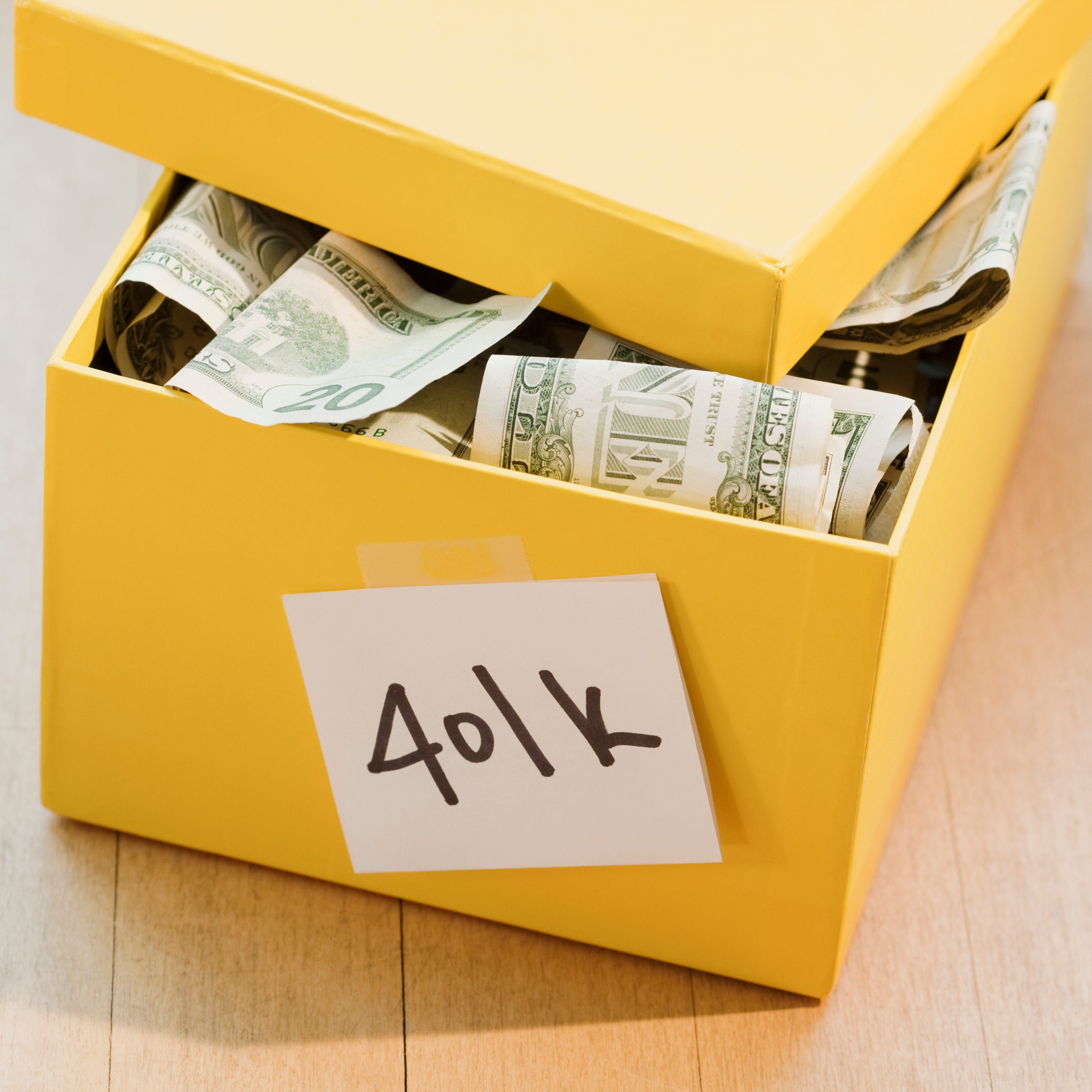Tapping into 401(k)s early is tempting but perilous