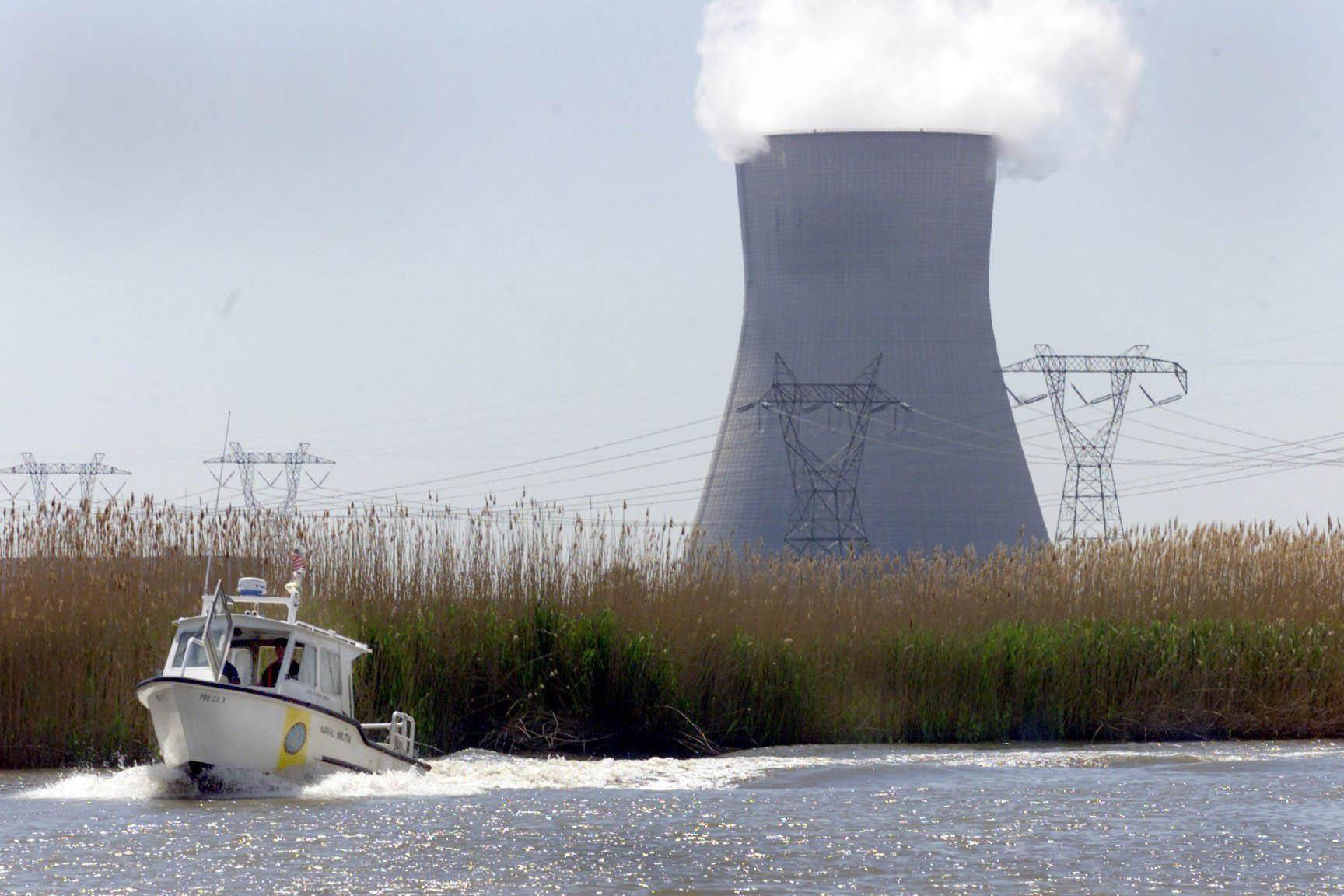 Authorities: Emergency alert at N.J. nuclear plant a false alarm