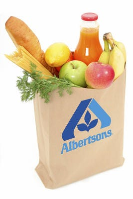 Supermarket operator Albertsons Companies Inc., the No. 2 U.S. supermarket company whose brands also include Safeway, has filed for an initial public offering of stock, according to a filing Wednesday. It said it expects to raise $100 million from the offering, though that figure is only an estimate used to calculate a filing fee.