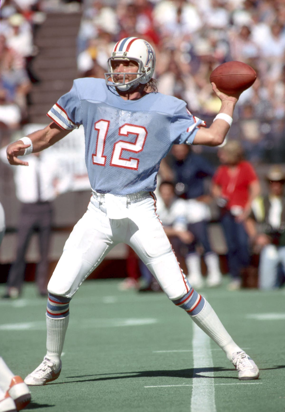 new concept e5630 0a6ac Former Oilers QB Ken Stabler dies at age 69