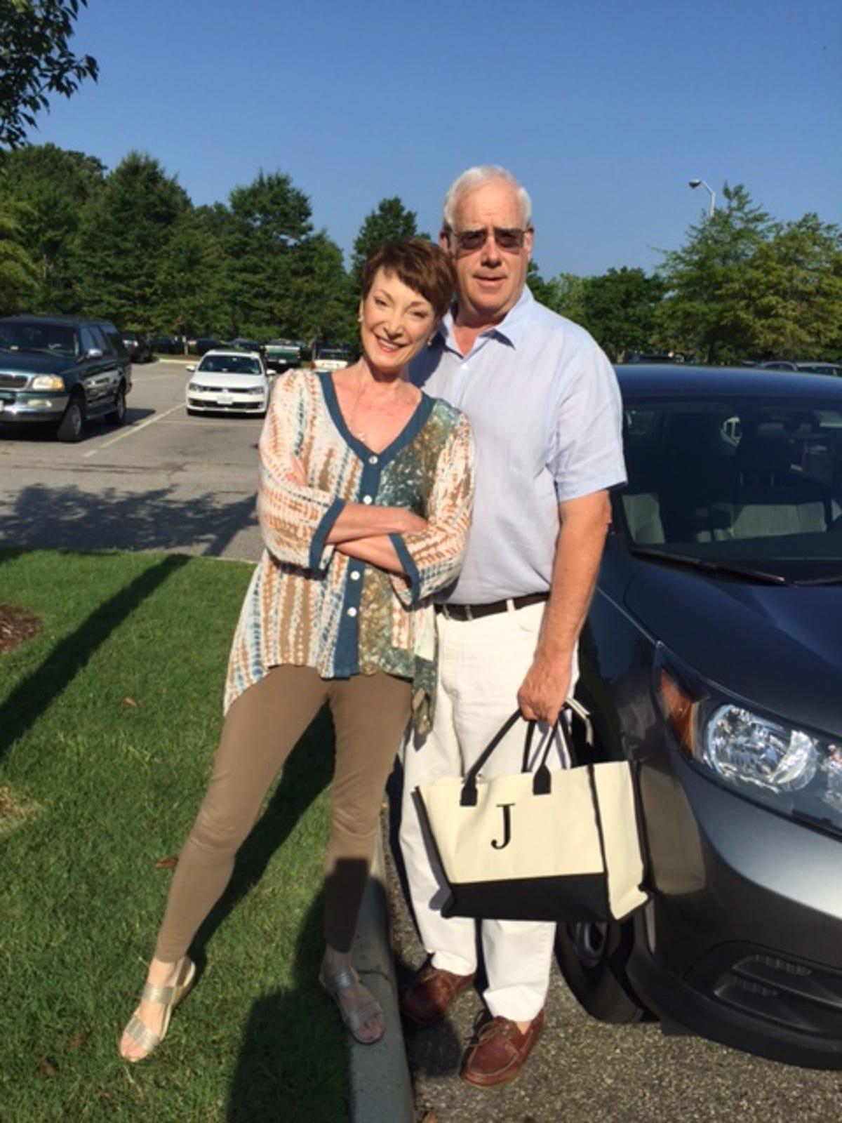 Former WVEC news anchor Jane Gardner fights cancer