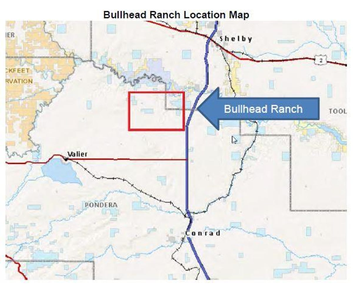 DNRC purchases ranch north of Conrad for $2 5 million