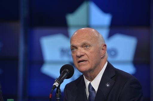 Lou Lamoriello reportedly going to Islanders to head hockey operations