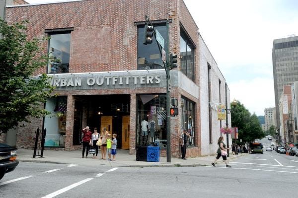 Asheville businesses fight to keep big chains out