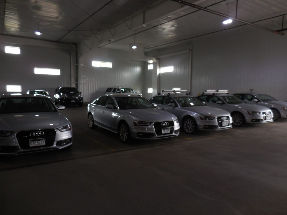 Taking Silvercar — and its spiffy Audis — for a test drive