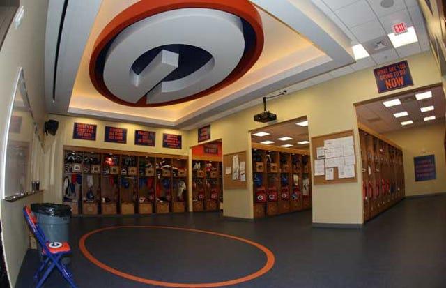Bishop Gorman Hs Las Vegas Nev Athletic Facilities
