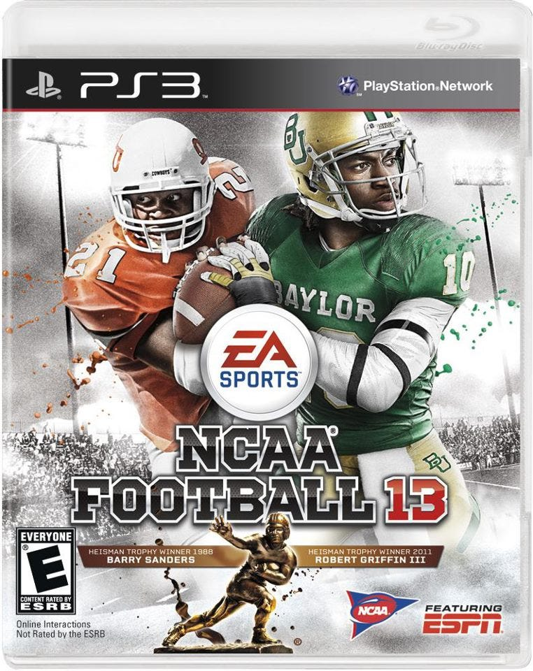 EA Sports NCAA football game is long gone, but college players want it back thumbnail
