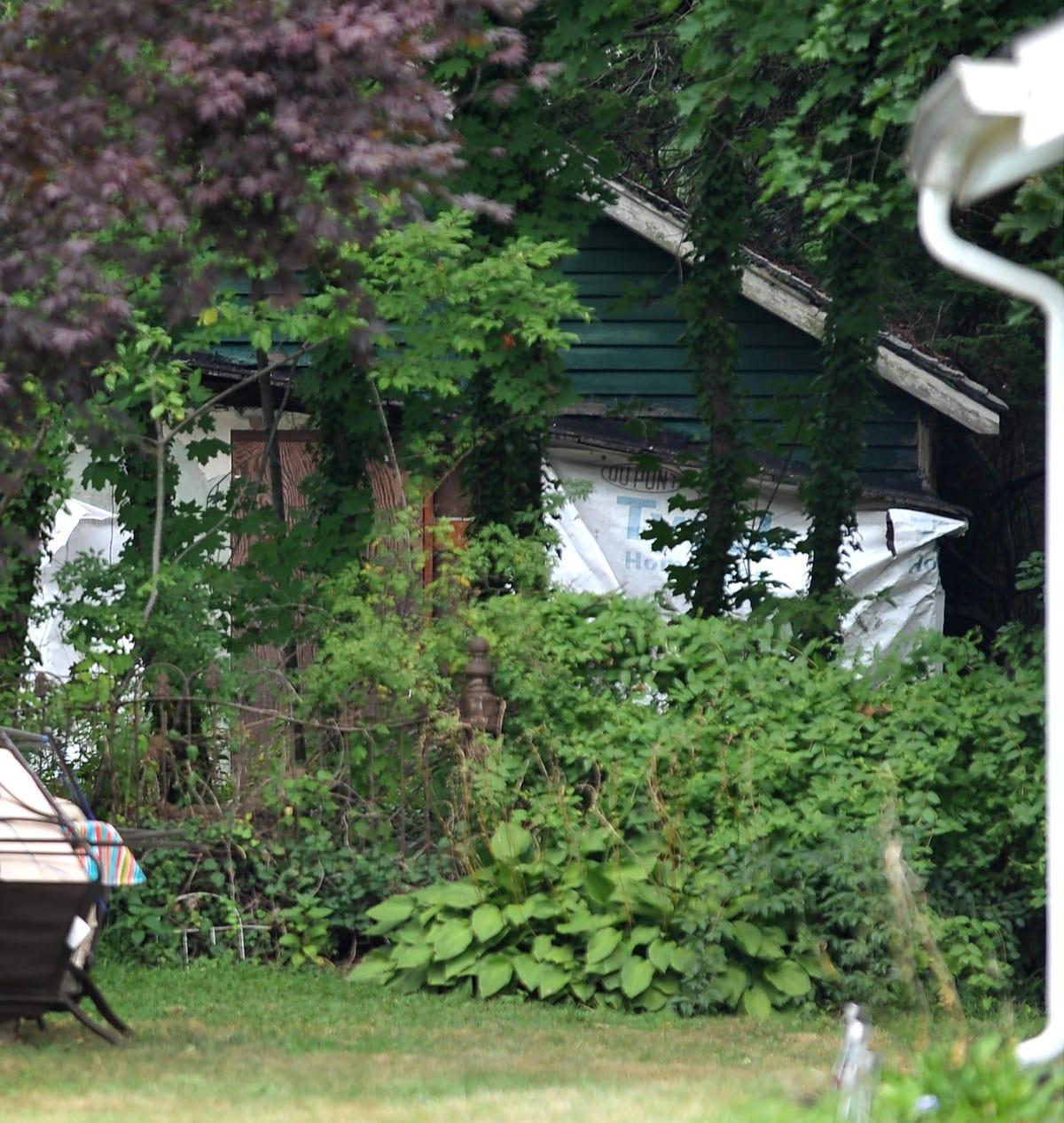 Skeleton in shed ID'd as long missing Vineland man
