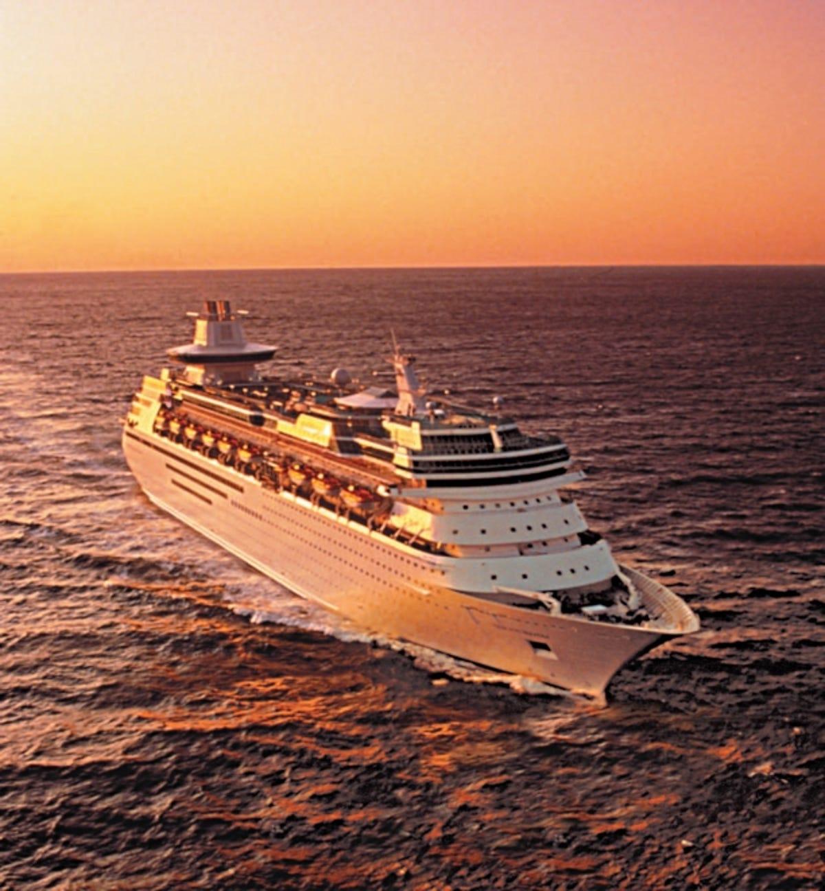 Free Internet on cruises? Nevermind, says Royal Caribbean