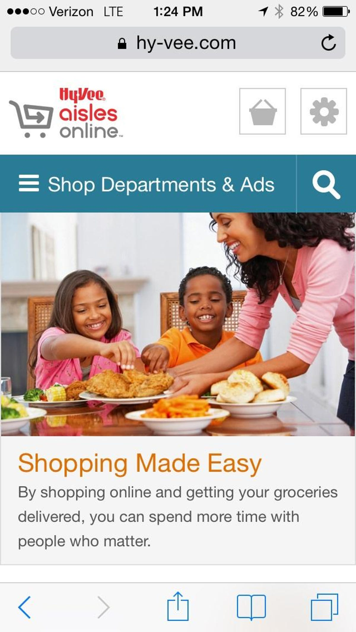 Hy-Vee partners with Shipt and Instacart for same-day grocery delivery