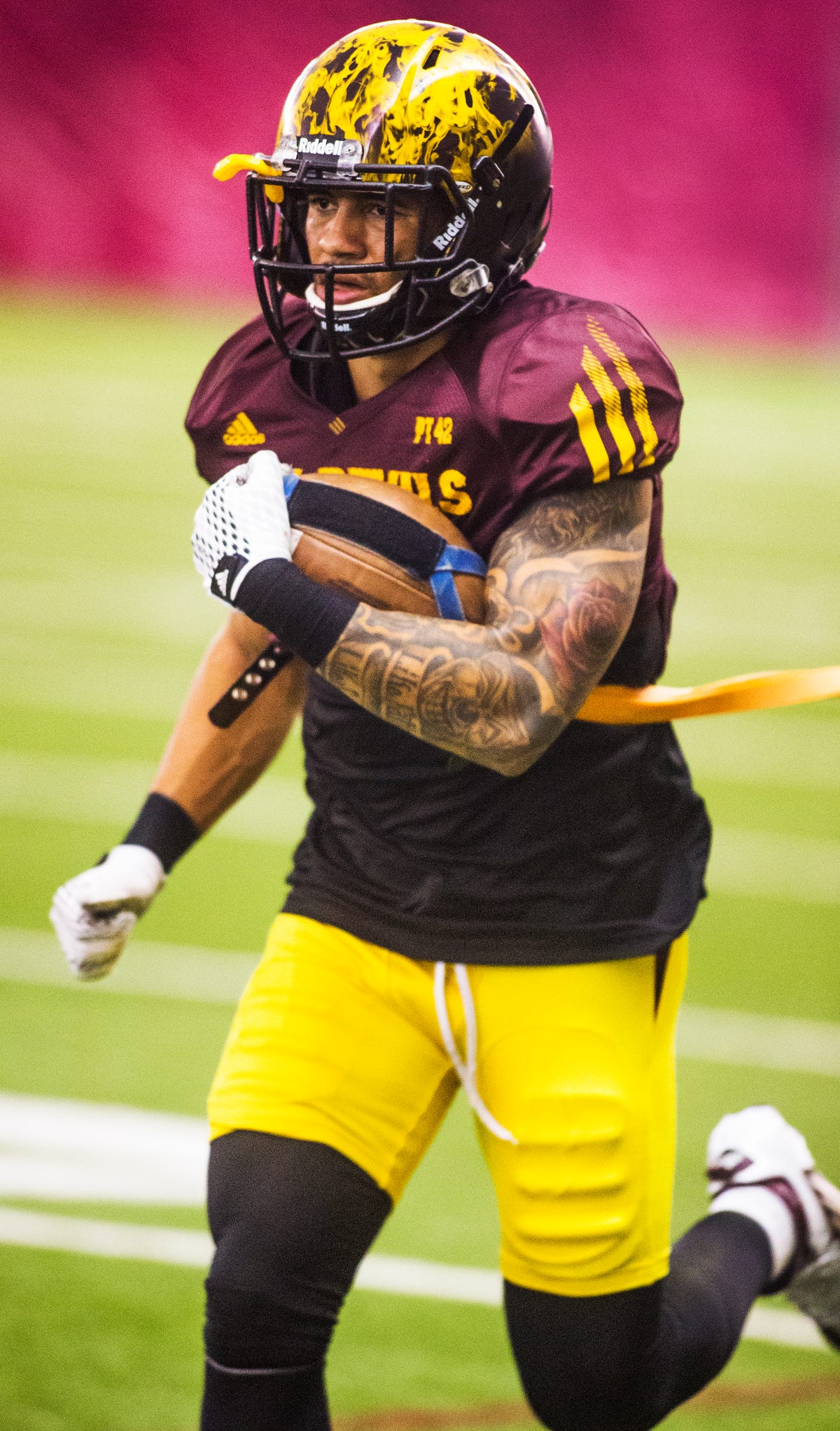 save off cfdcb 0fce6 Paola Boivin: D.J. Foster, ASU football can do a lot for ...