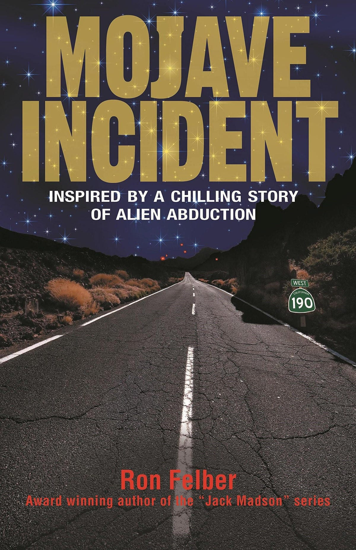 Alien abduction, UFOs in new book by Mendham Twp  author
