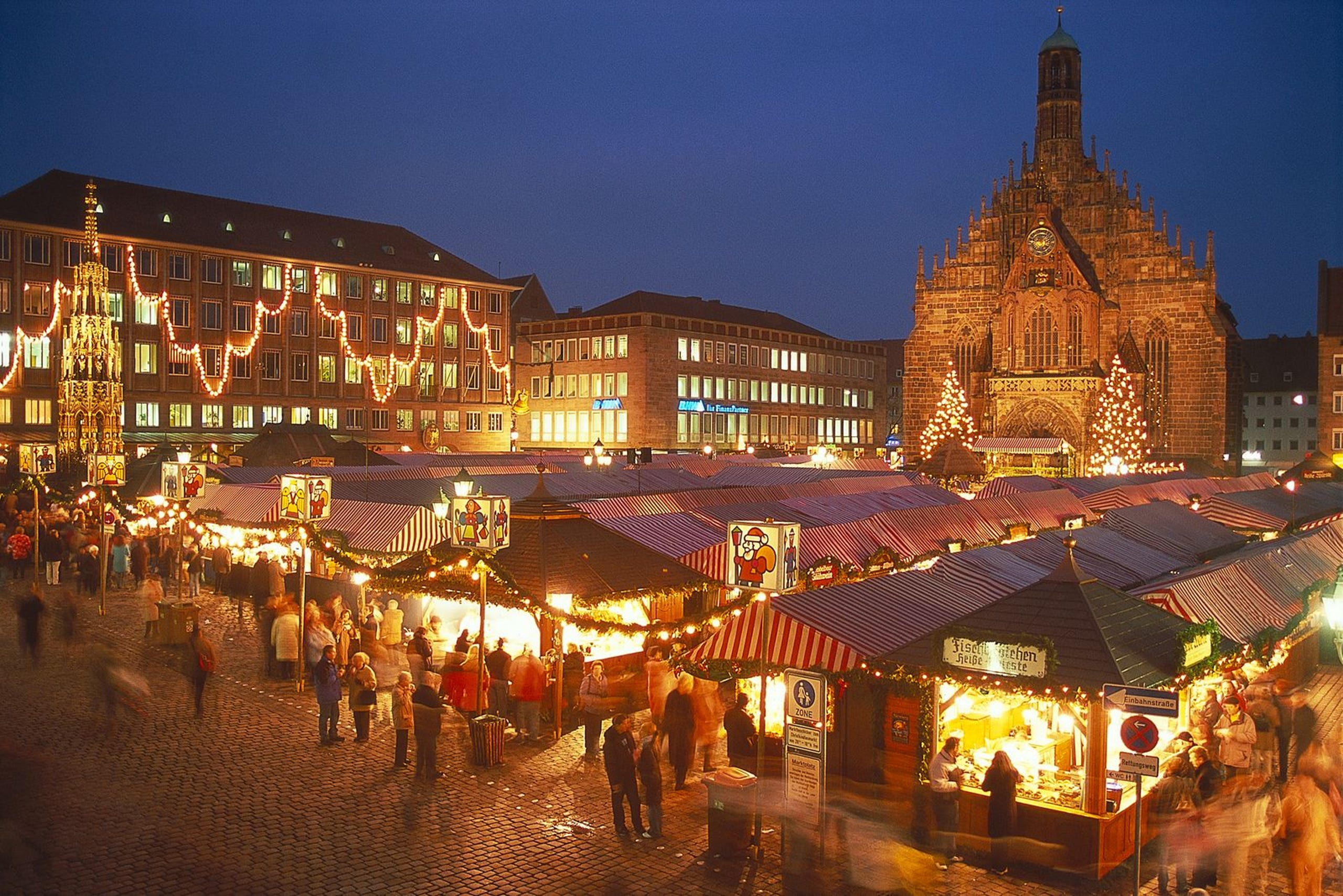 Top Tourist Attractions In Germany