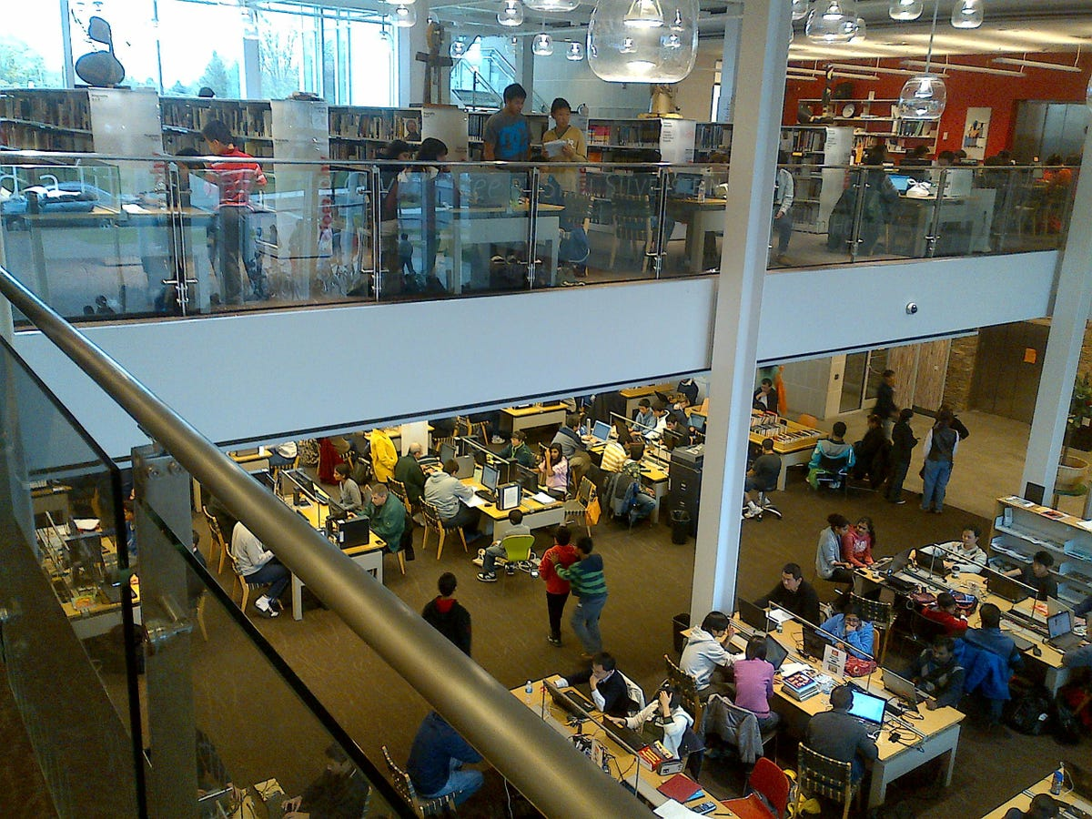 Plans to make Plainsboro Library more user-friendly