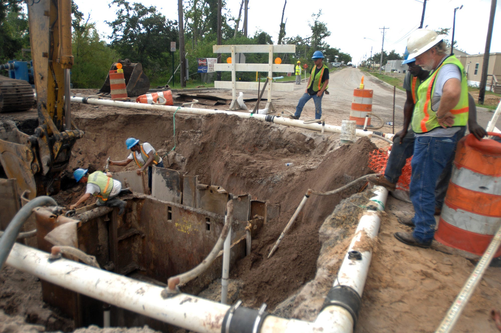 Why the city continues to have unresolved water, sewer issues   Clarion Ledger