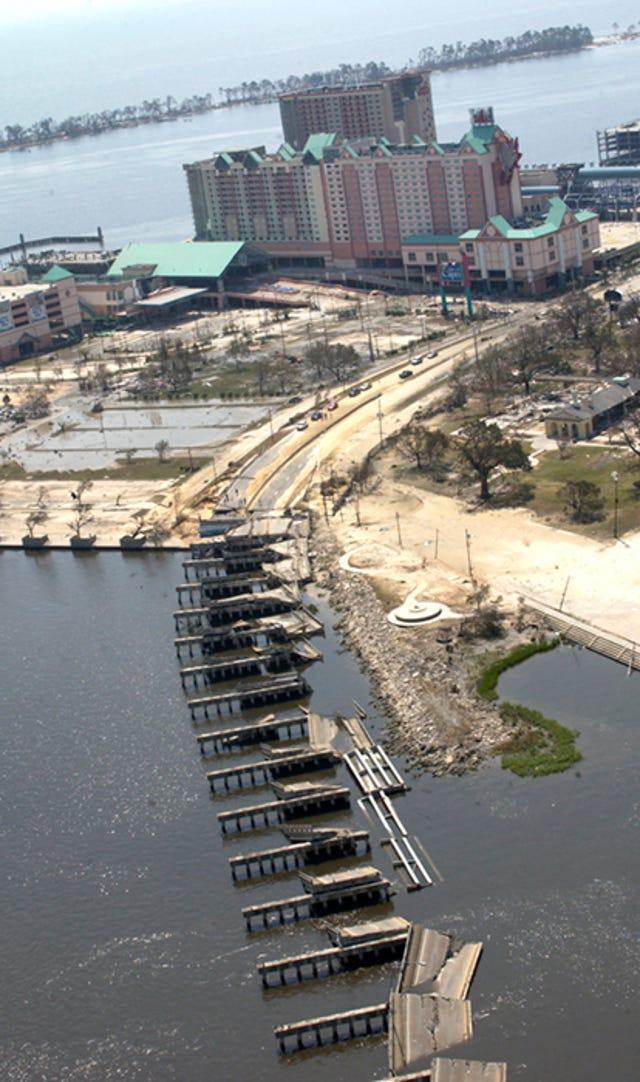 Remembering Katrina Mississippi Gulf Coast