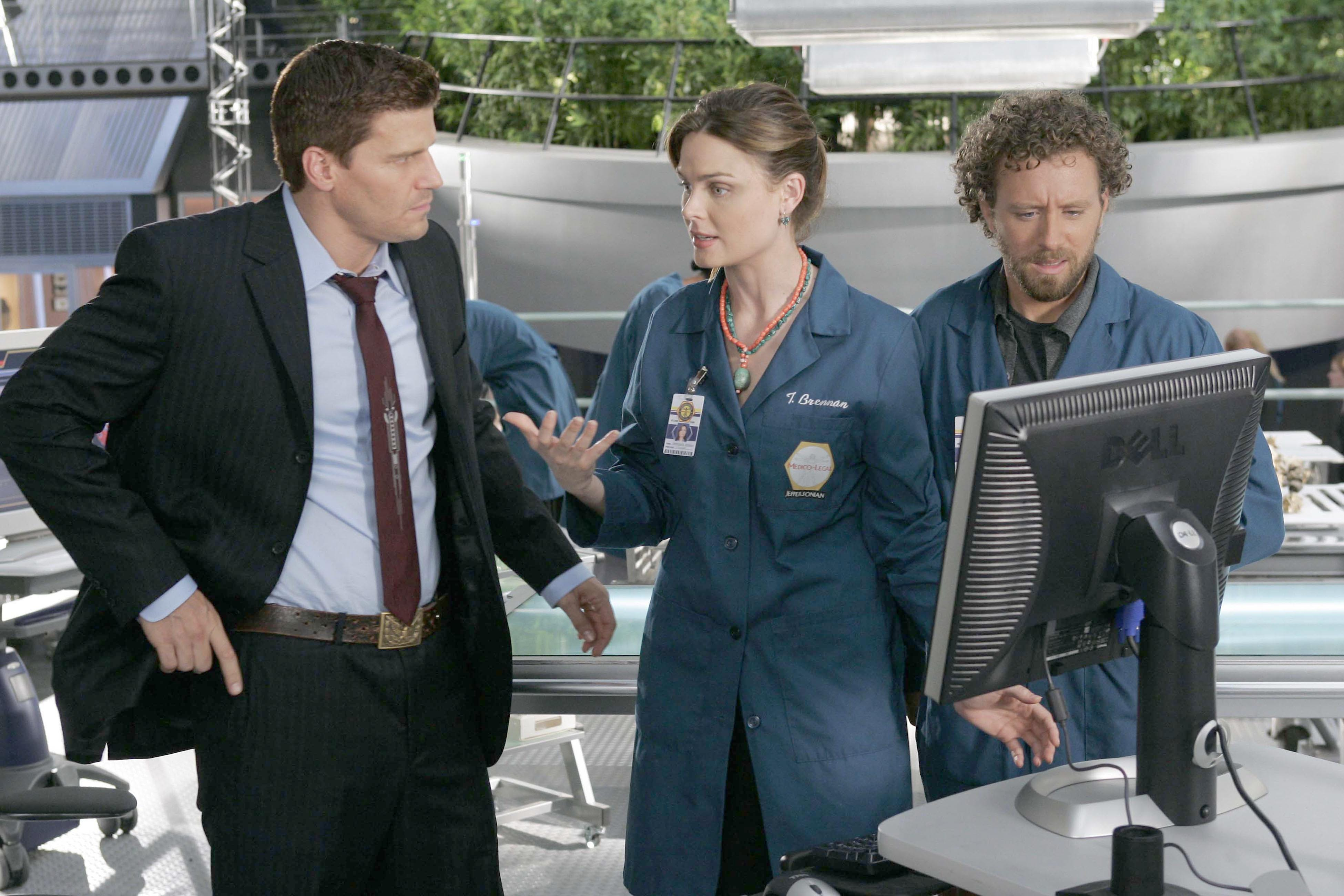 The 'Bones' finale: Where they all ended up