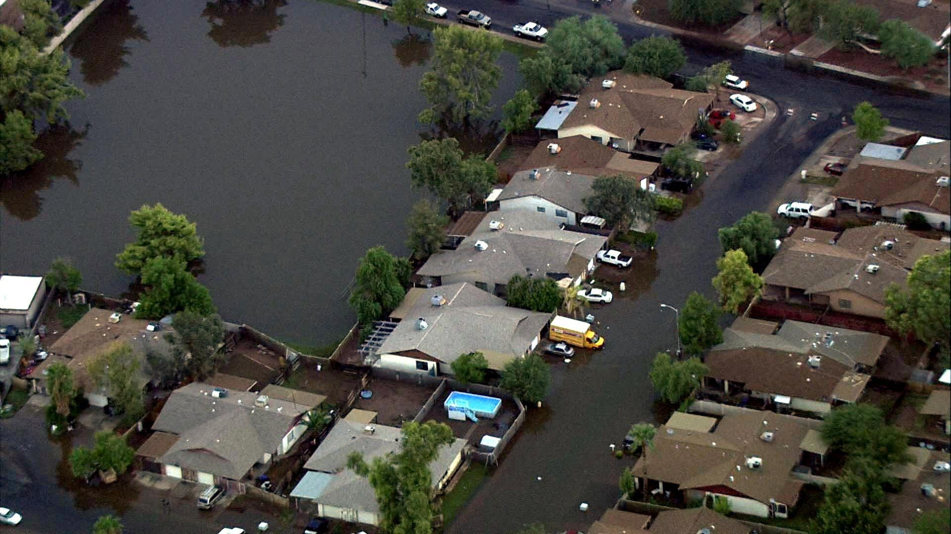 'Still feels like the flood happened yesterday': The storm that changed Mesa | Arizona Central