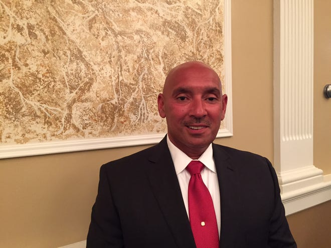 Domingos A. Saldida, retired deputy chief for Newark Police Department, was hired Tuesday as public safety director in Dover, NJ