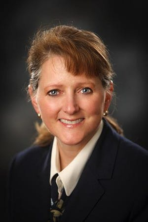 Portage County Clerk of Courts Trish Baker.