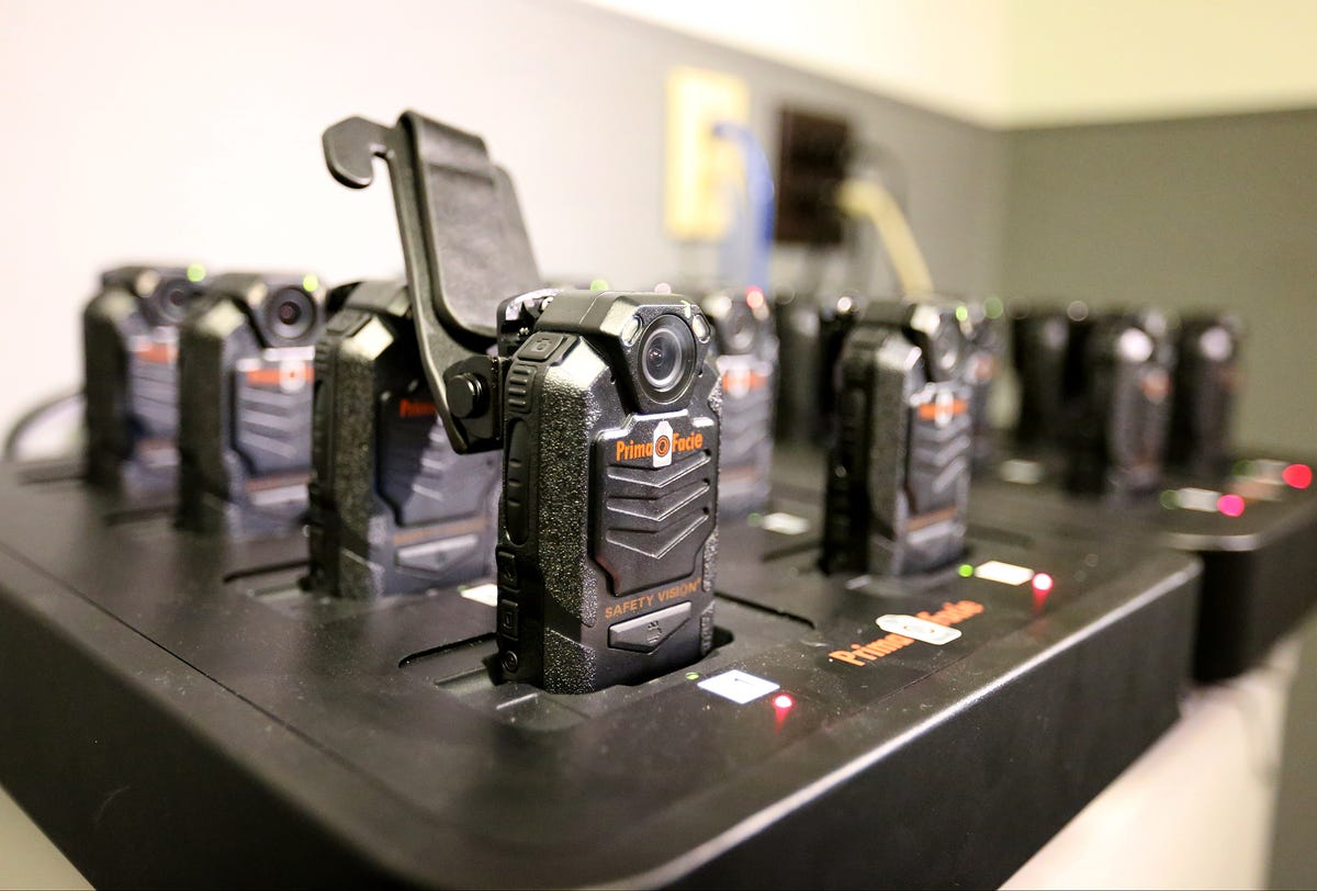 Widely-deployed police cams aid investigations, but policies vary