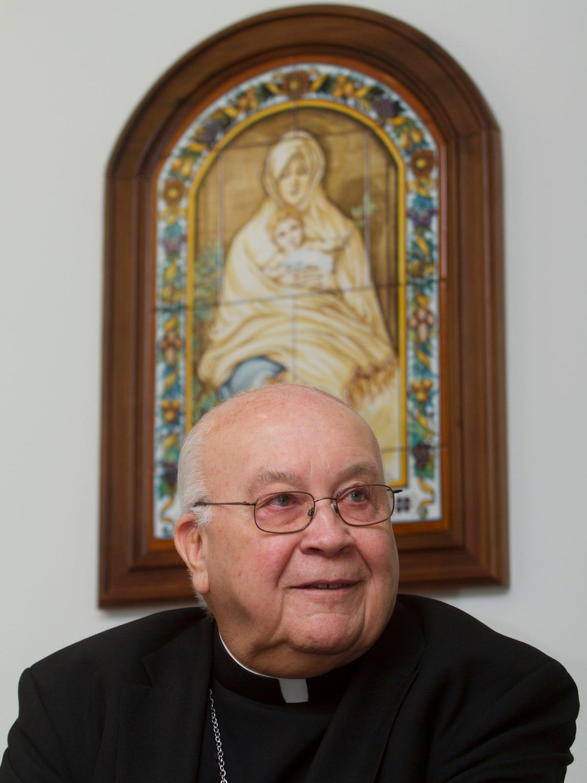 Metuchen Bishop talks about Pope Francis' visit
