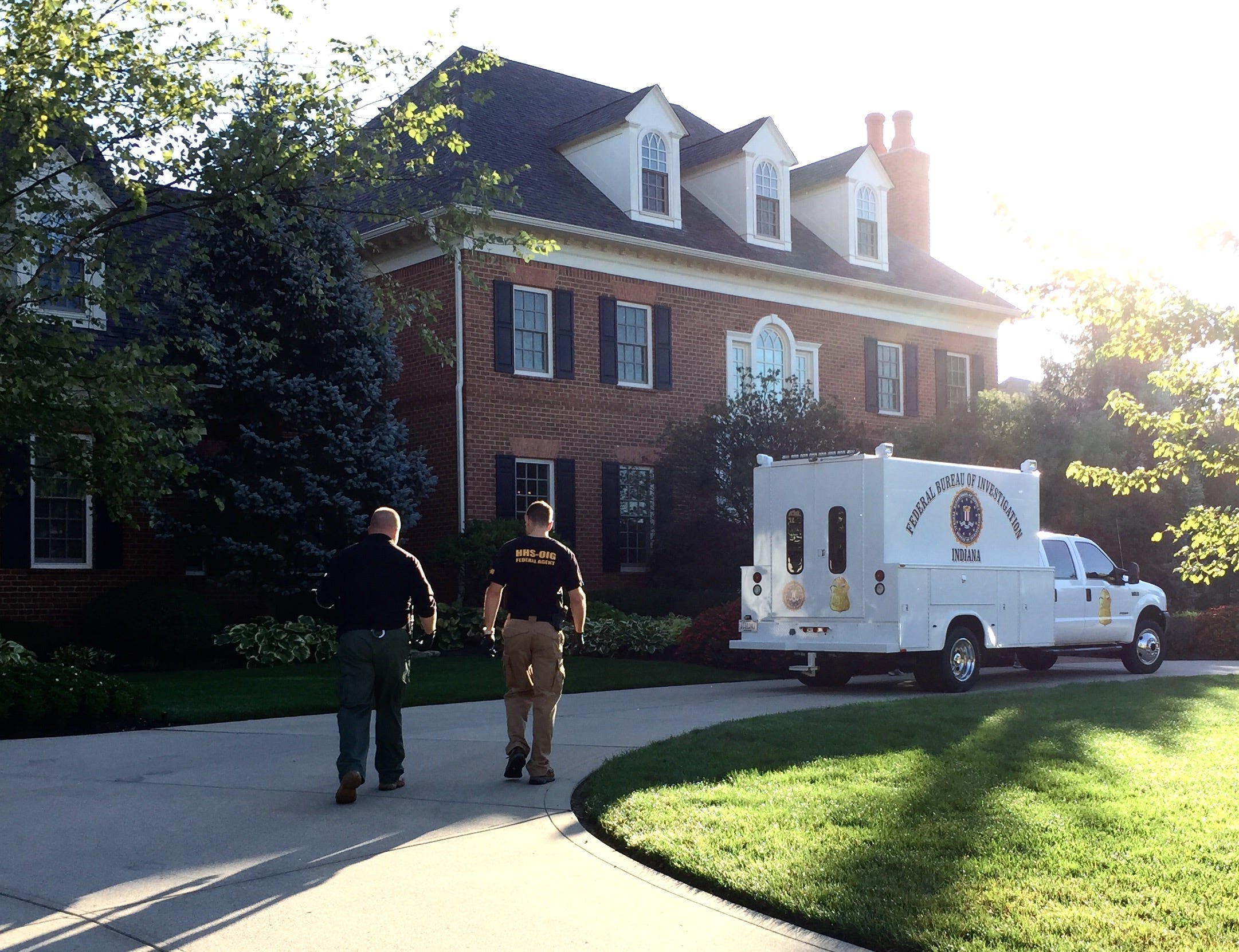 Evidence gathered by Dave Mazanowski led to an FBI raid on the home of James Burkhart, former CEO of American Senior Communities.