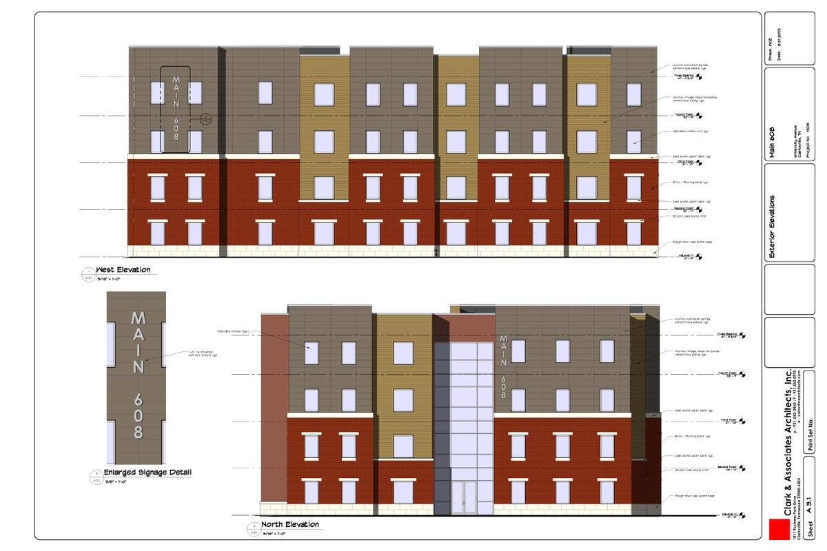 Downtown Clarksville luxury student apartments proposed