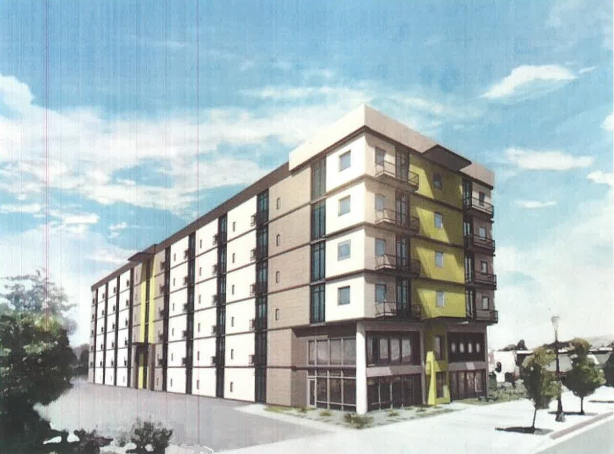 Sparks Casinos To Be Razed For Housing Biz Space