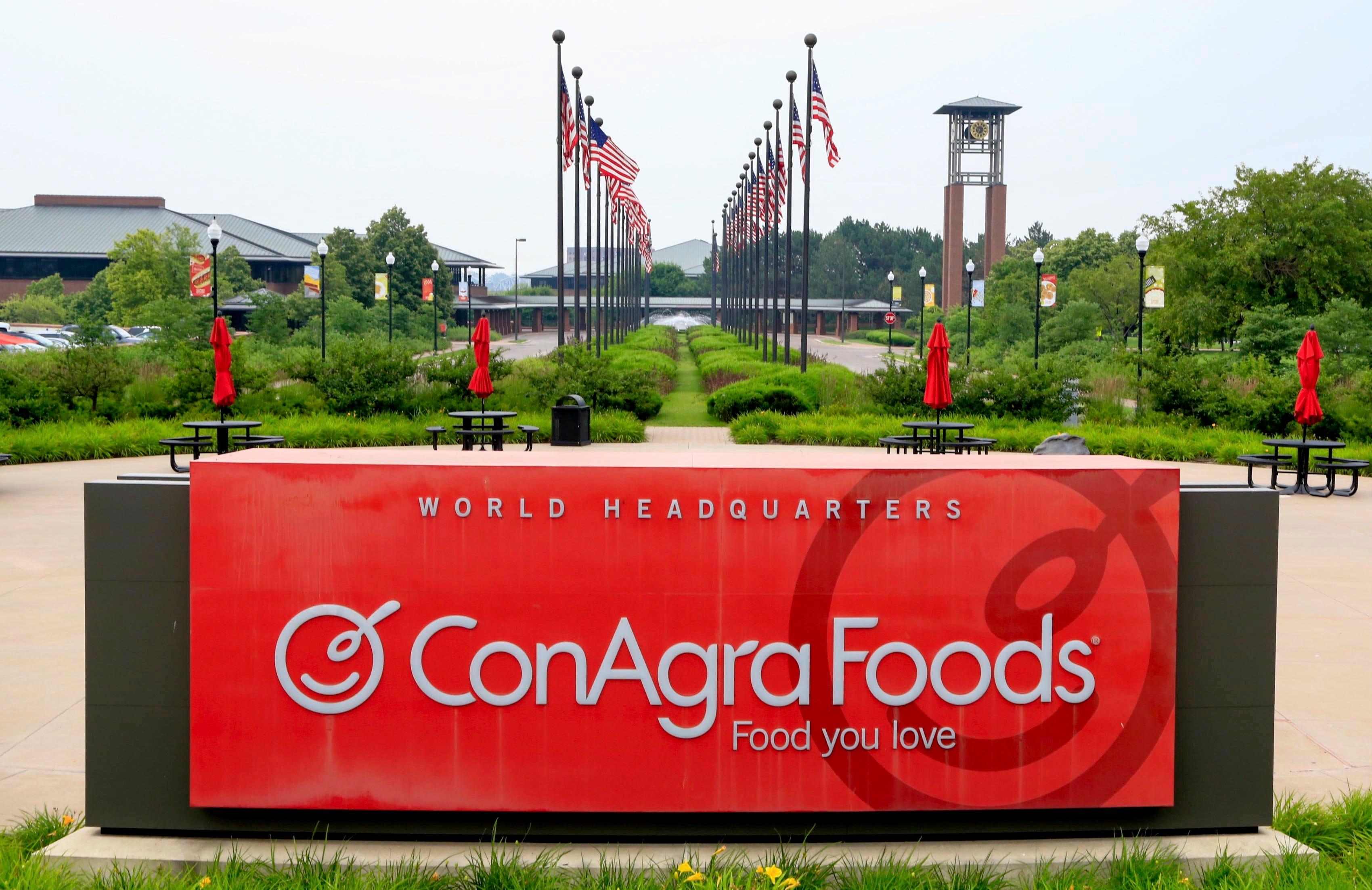 Conagra is buying Boomchickapop popcorn's parent company