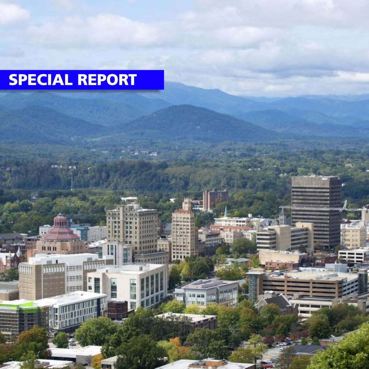 Asheville's path from hard times to breweries, hotels