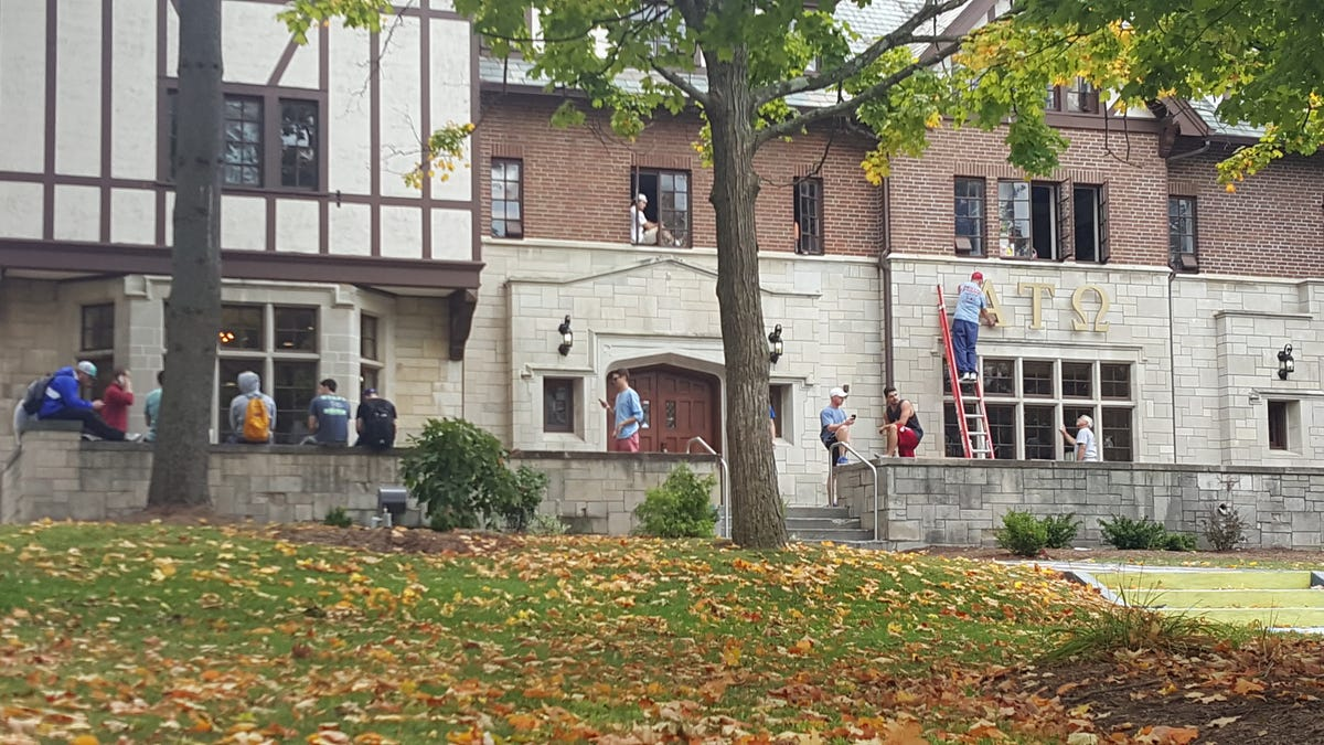 IU fraternity is shut down less than a day after sex video