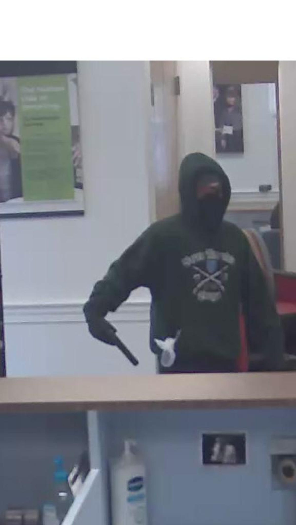 TD Bank robbed in St  Albans