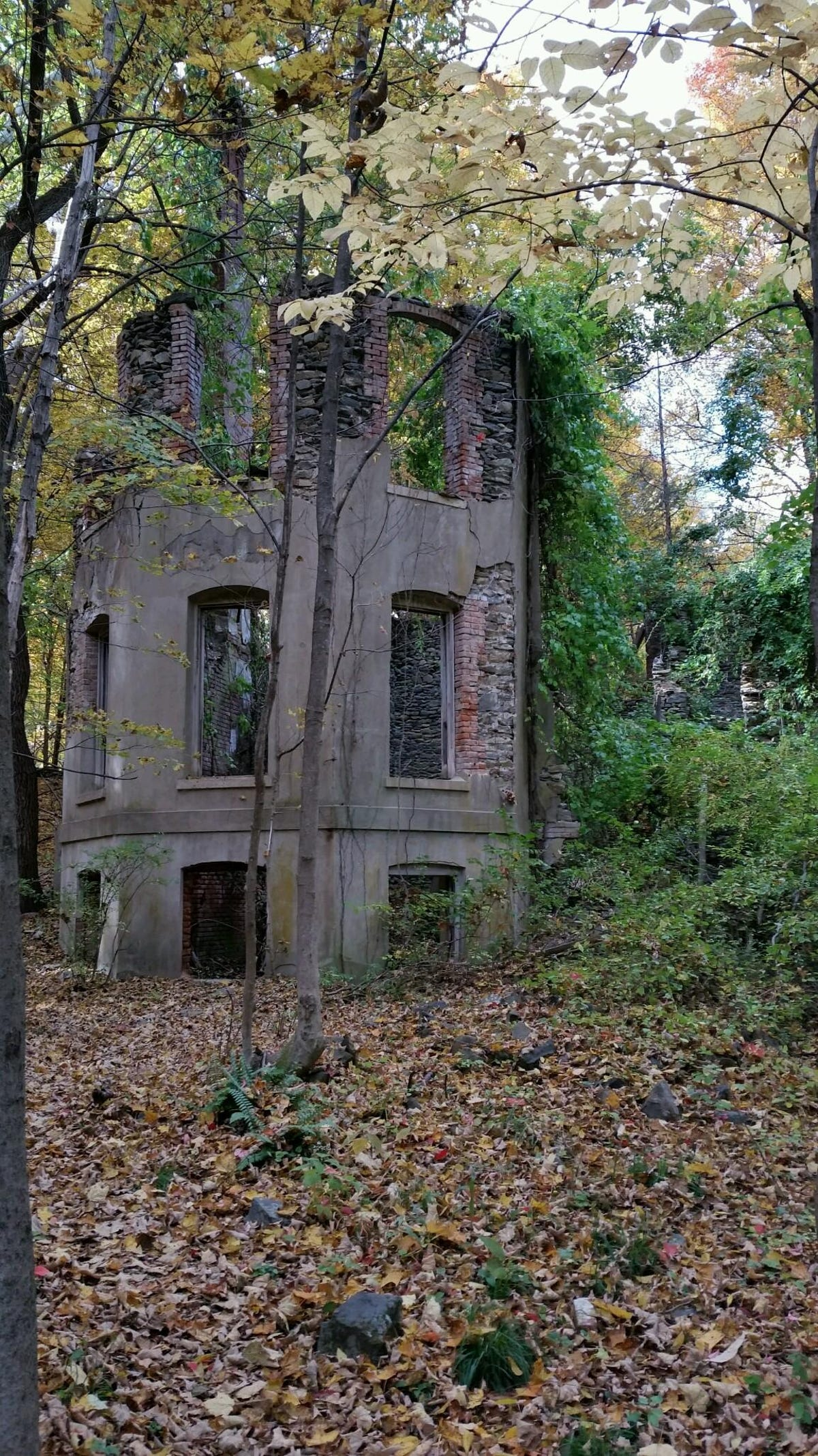 10 secret autumn walks in the mid-Hudson Valley