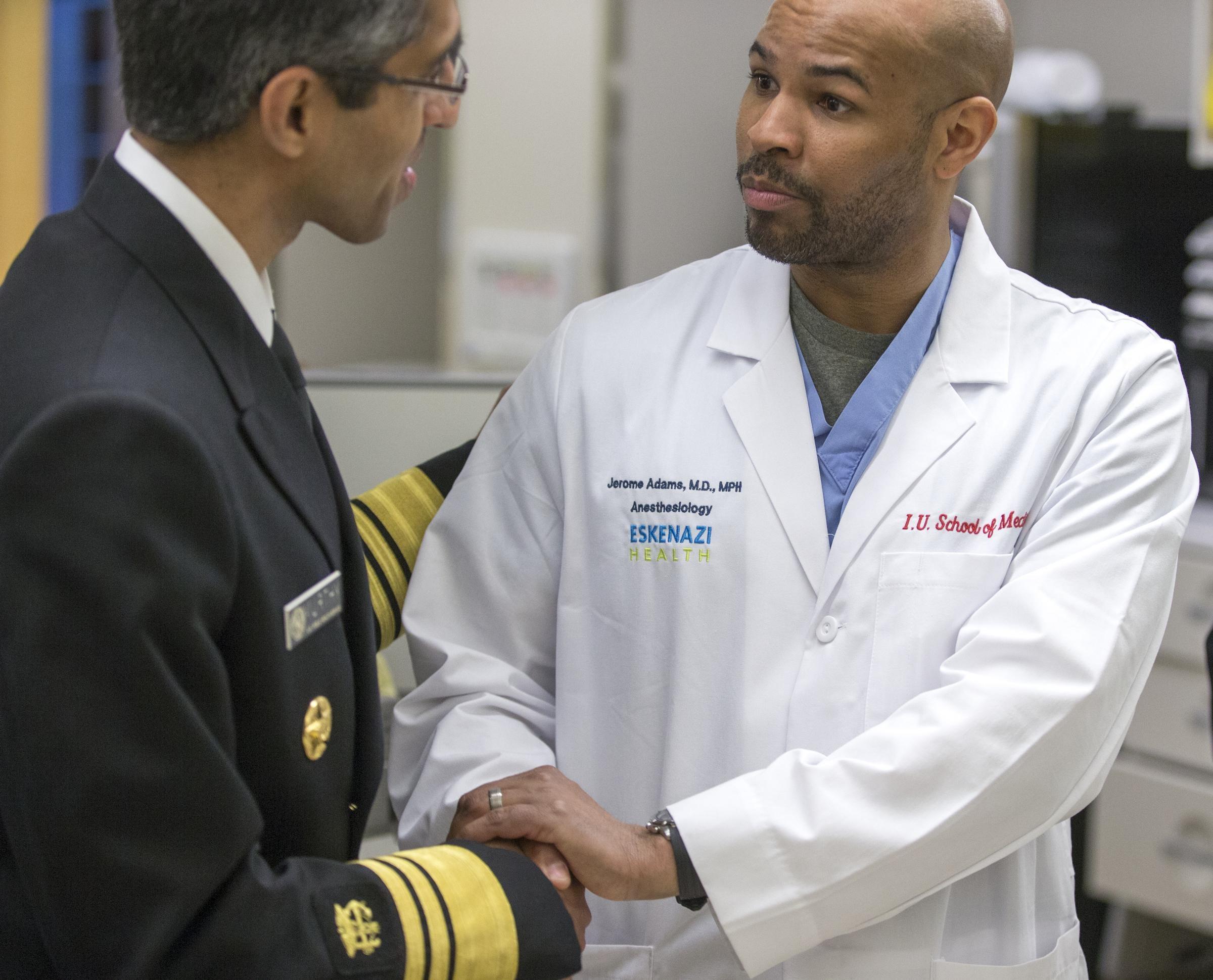 Trump nominates Indiana doctor for surgeon general