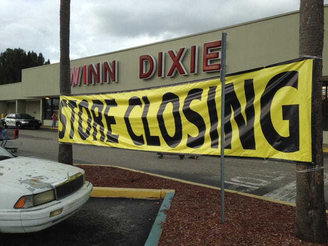 The West Melbourne Winn-Dixie at 3170 W. New Haven Ave. closed in December 2015 after operating for more than three decades.