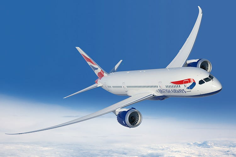 It's official: British Airways' Dreamliners will fly from Nashville