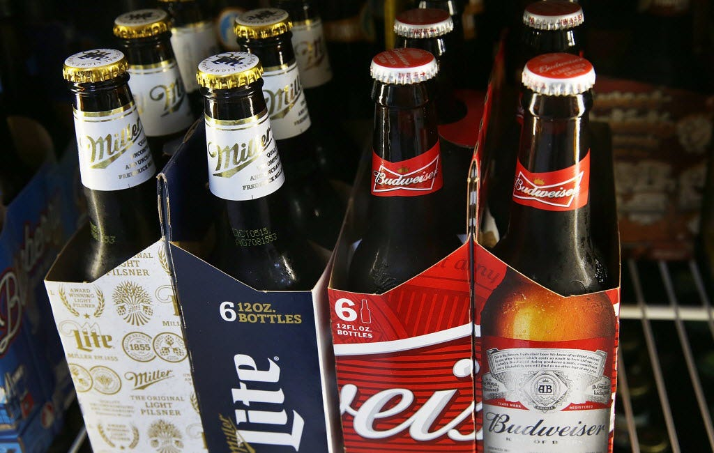 MillerCoors escalates 'Corn Syrup War' with lawsuit against rival Anheuser-Busch