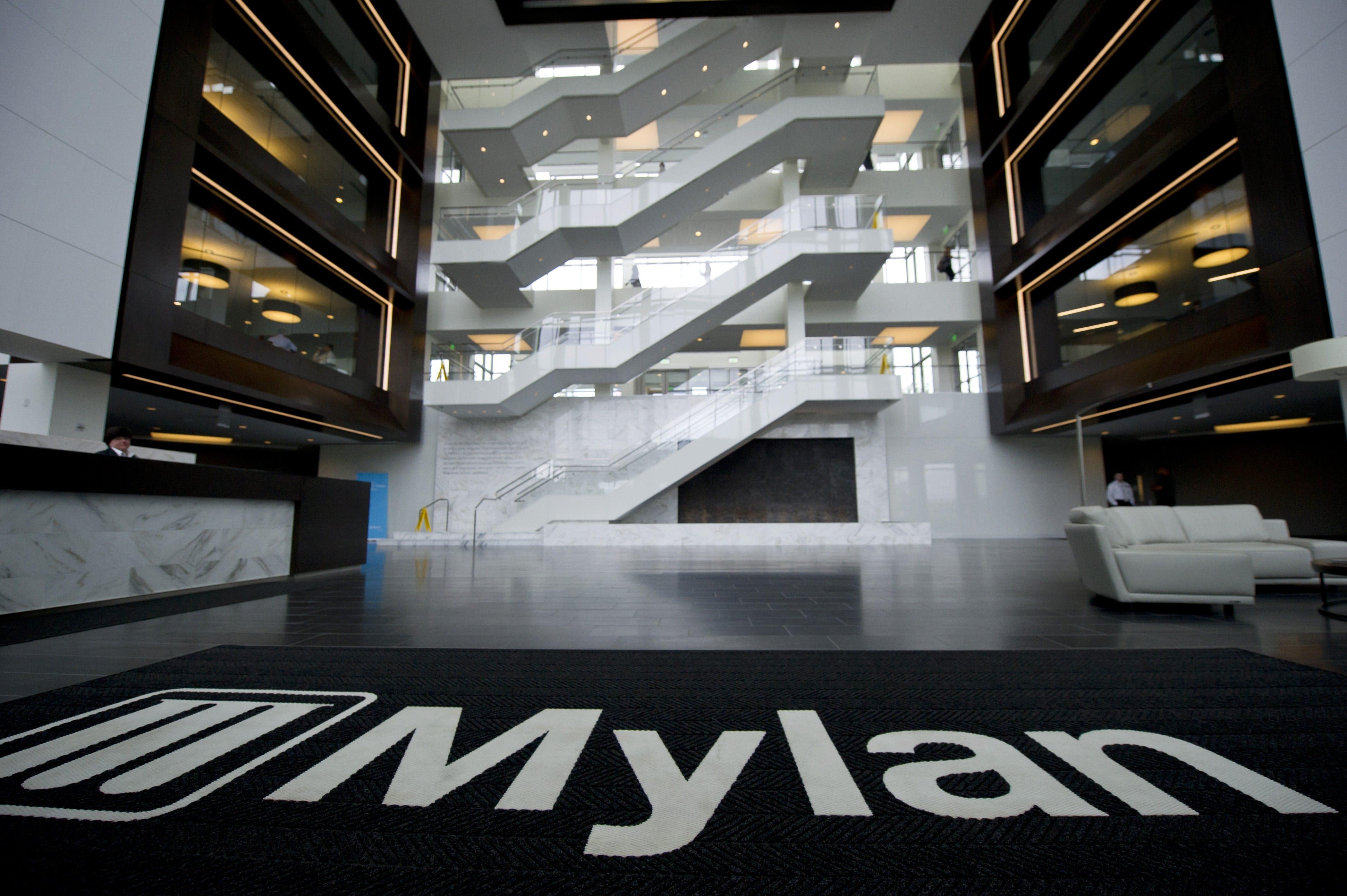 Perrigo shareholders reject Mylan's hostile $26B takeover bid