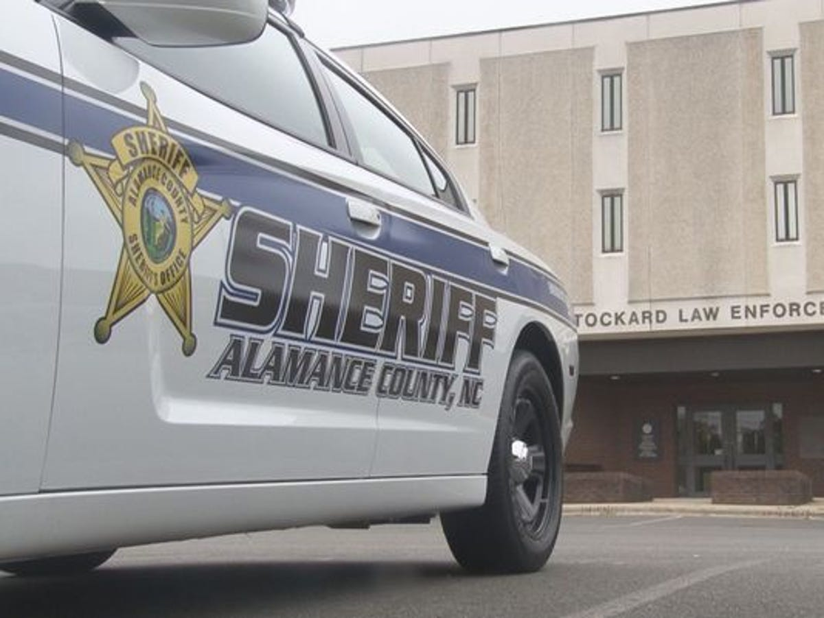 Alamance Co  Man Charged with Kicking Toddler