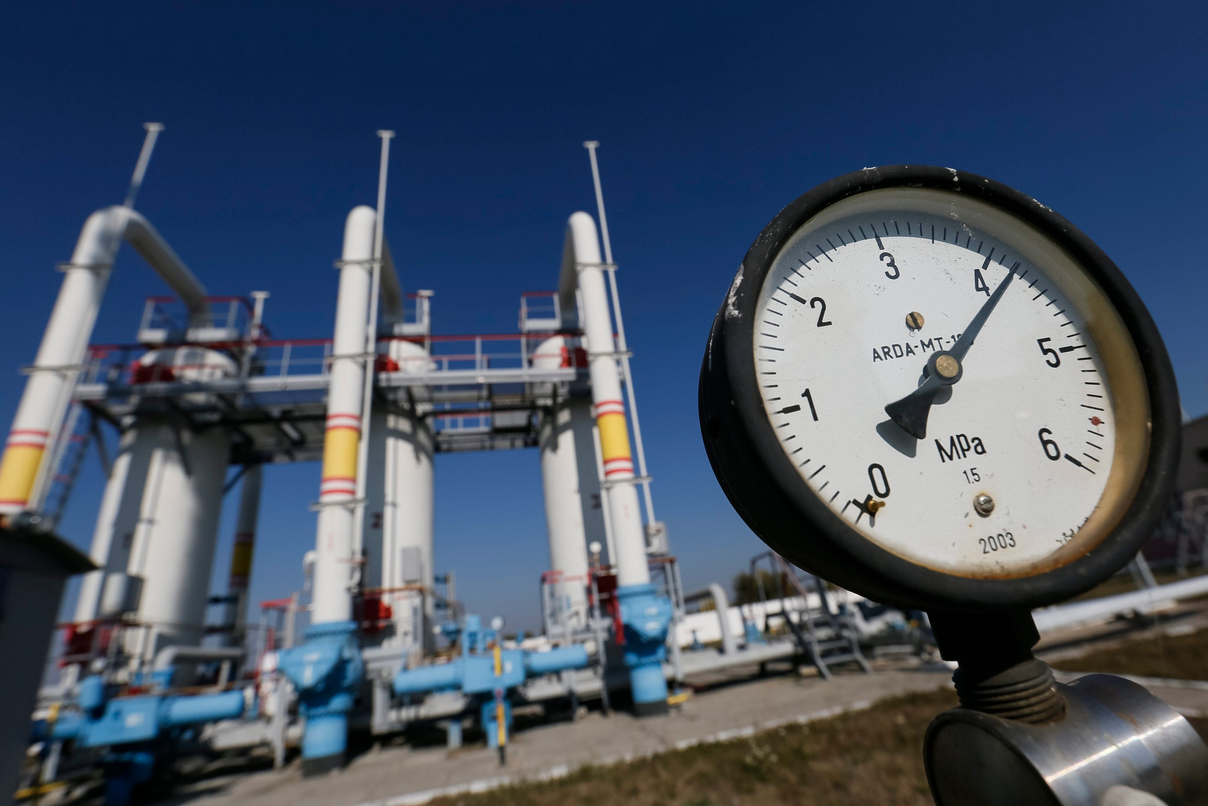 Russian Gas To Ukraine 74