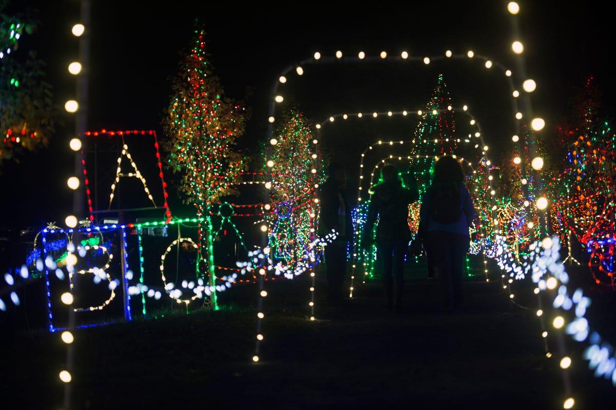 Rocky Ridge Christmas Magic 2019 Where to see Christmas lights: Map of York County, Pa. displays 2018