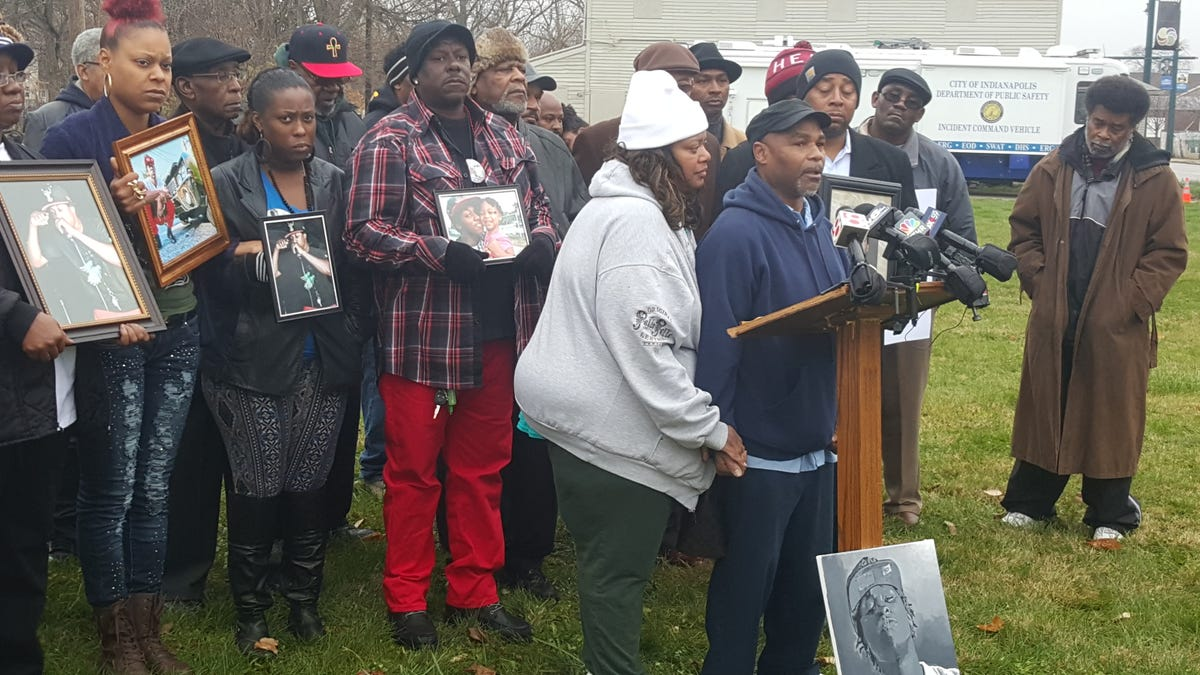 Families fed up with 'code of silence' that protects killers make
