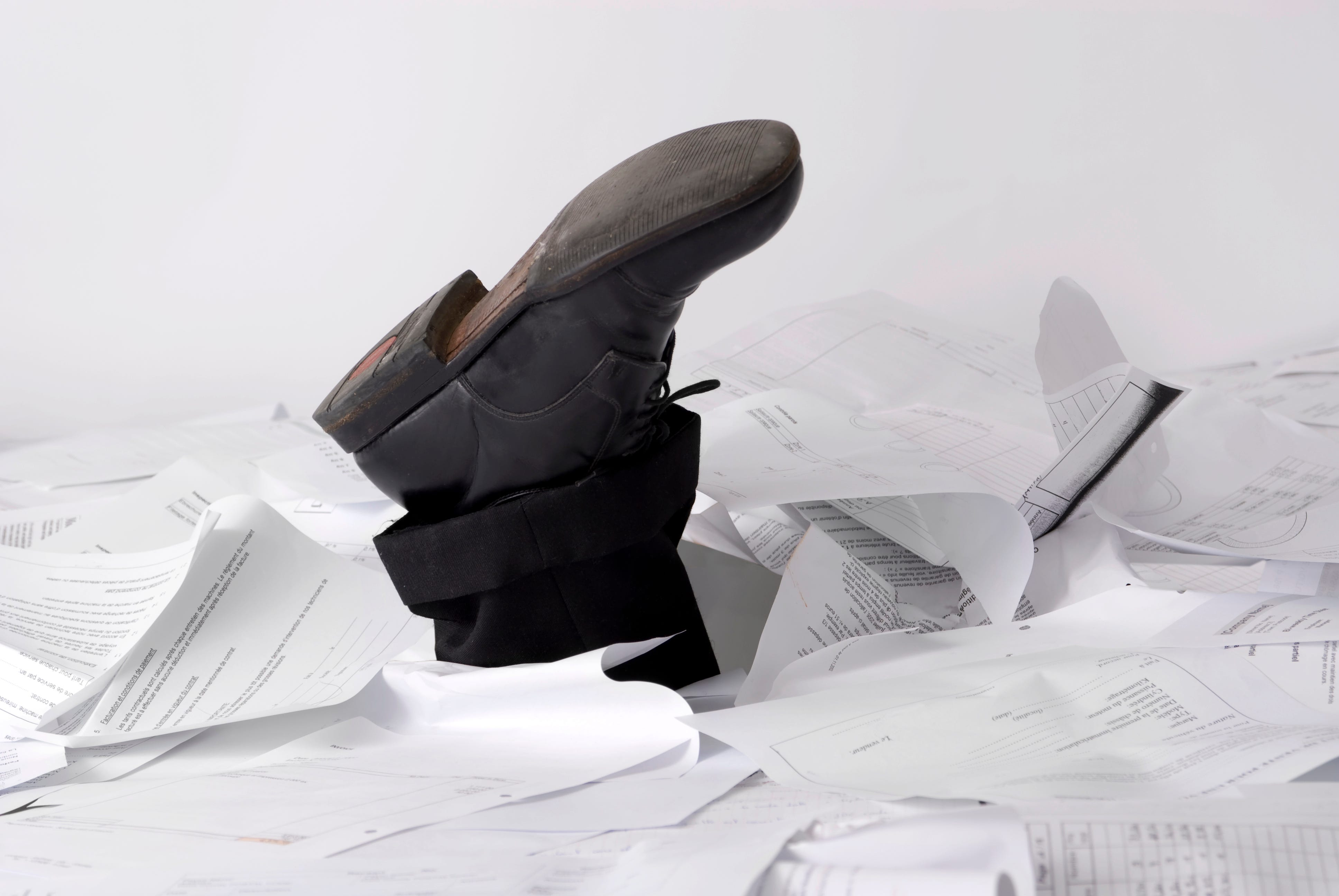 What documents you can toss and which you need to keep