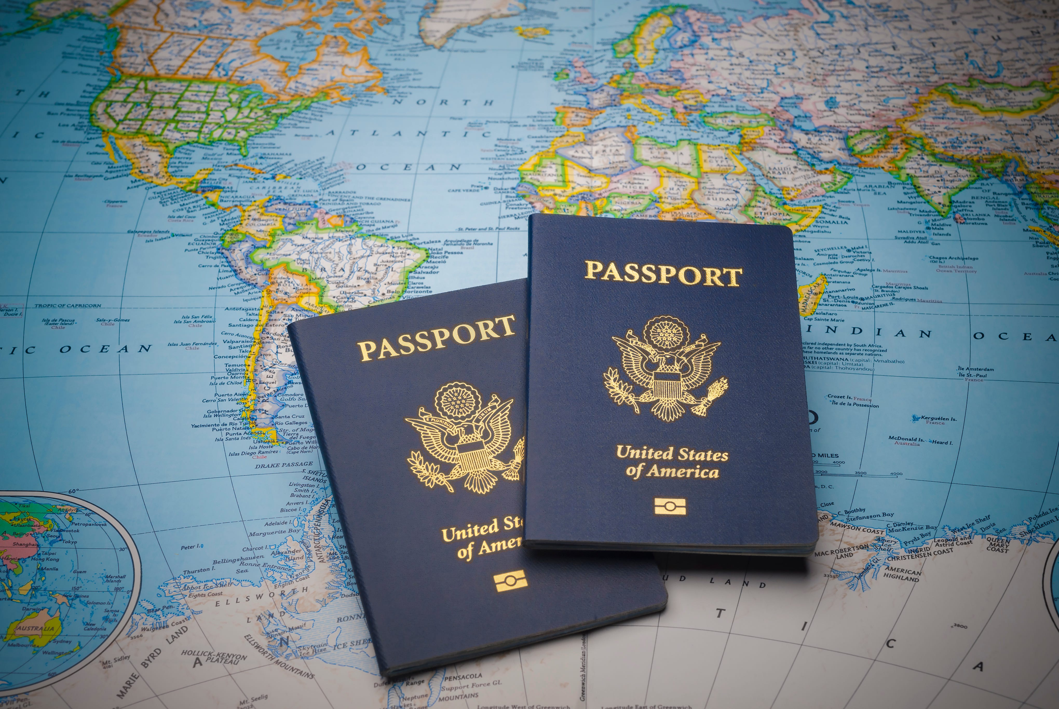IRS gains power to get tax scofflaws' passports revoked
