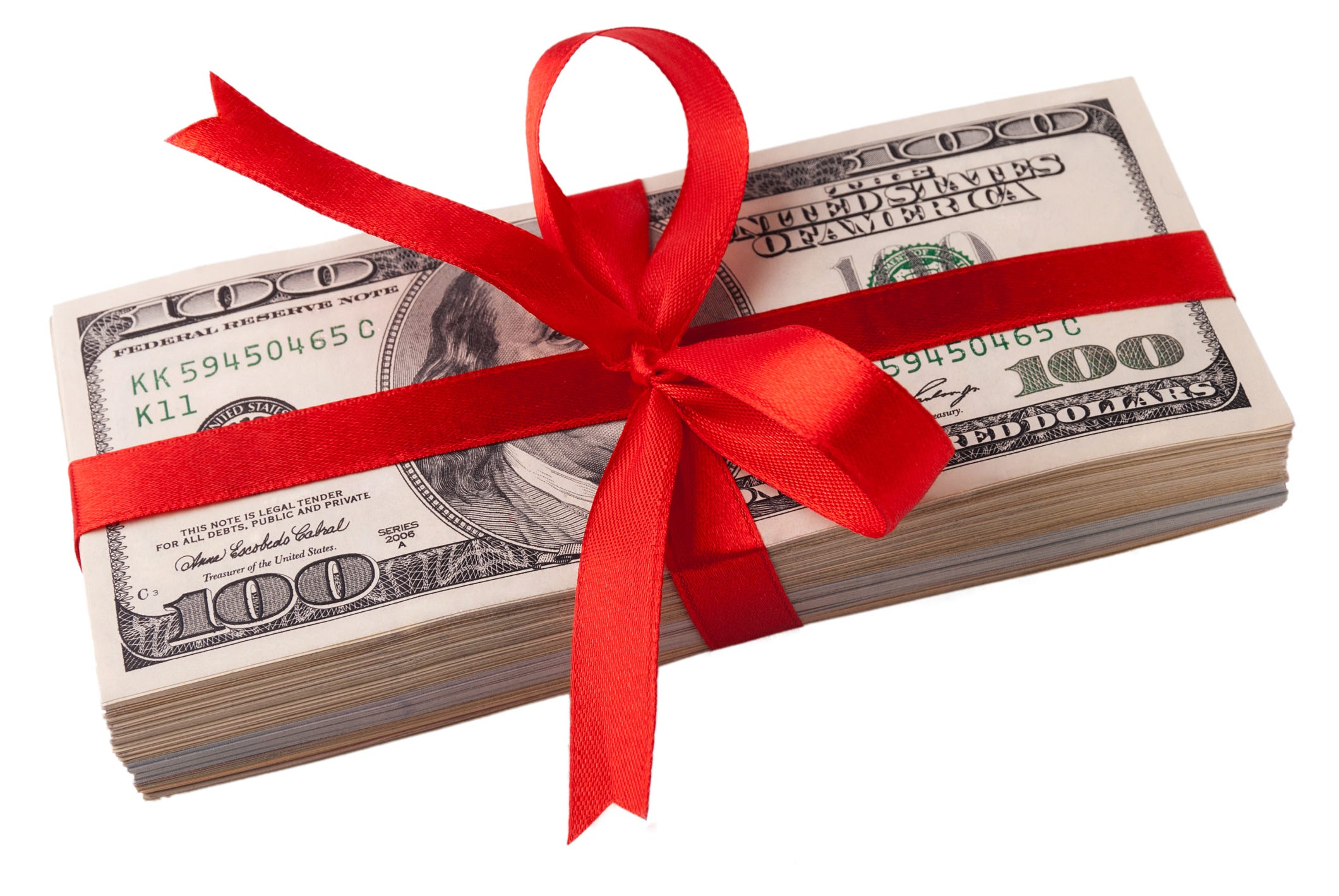 With end of year bonus, it's smart to splurge a little, save a lot