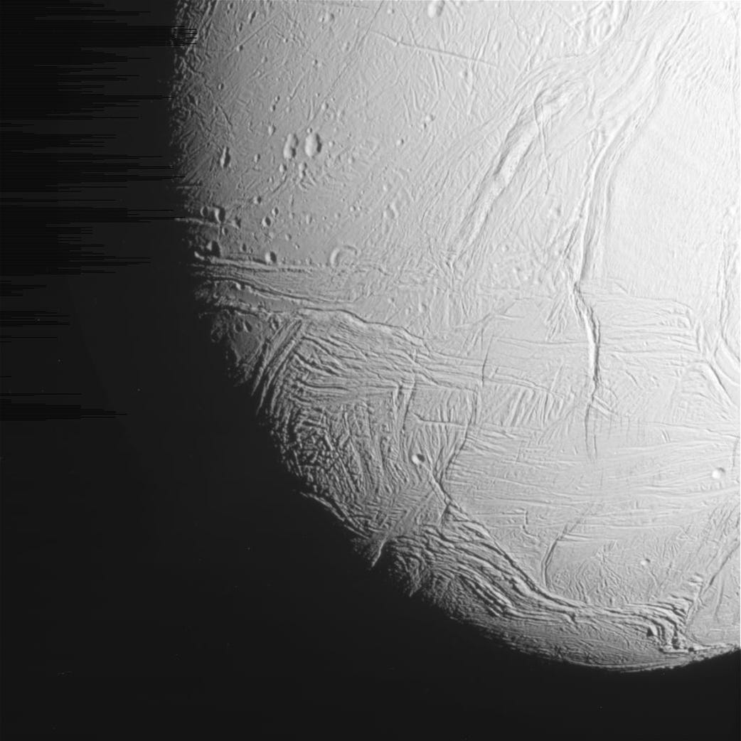 Nearly all the elements needed for life found on Saturn's moon