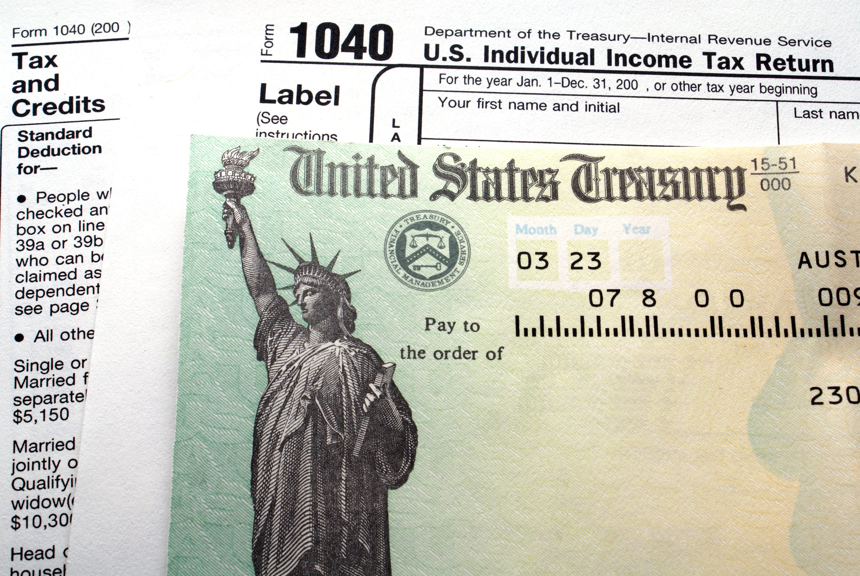 Refund boosting tax changes, Social Security COLA made news in 2015
