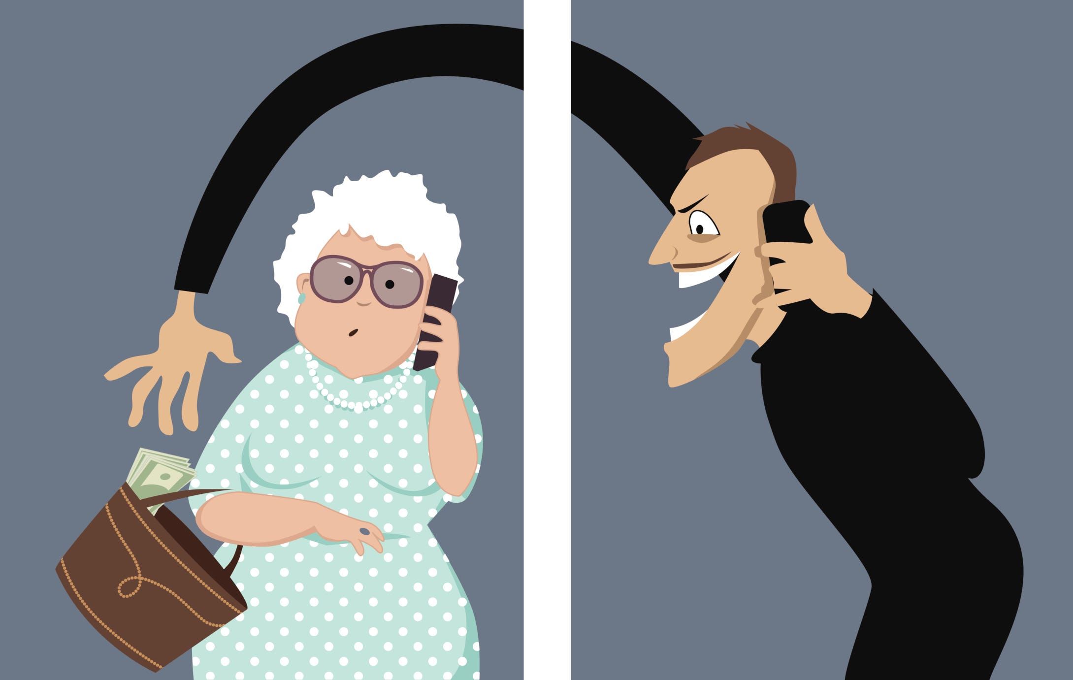 Protect yourself: 5 ways scammers try to steal money from seniors